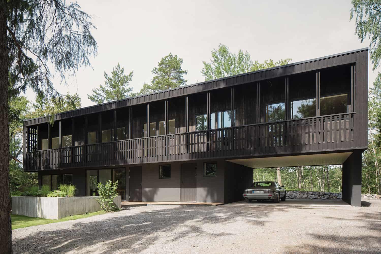 Torsby iii by max holst arkitekt for Arkitekt design home