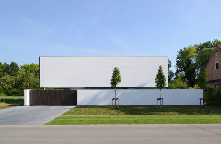 Villa GFR by DE JAEGHERE Architectuuratelier (2)