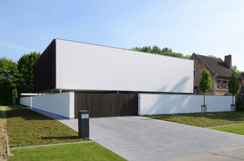 Villa GFR by DE JAEGHERE Architectuuratelier (3)