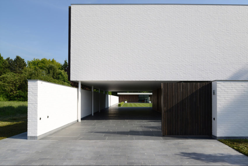 Villa GFR by DE JAEGHERE Architectuuratelier (4)
