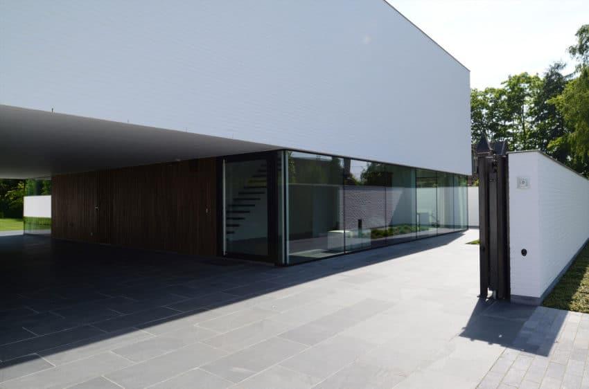 Villa GFR by DE JAEGHERE Architectuuratelier (5)