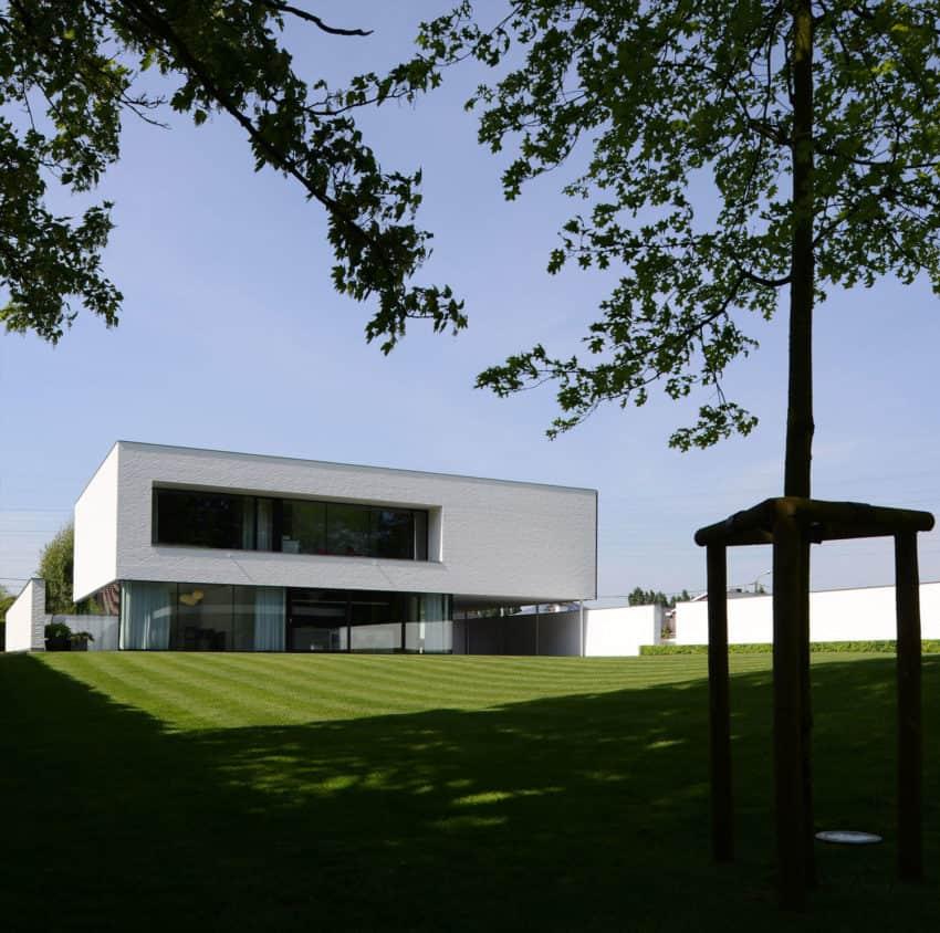 Villa GFR by DE JAEGHERE Architectuuratelier (9)
