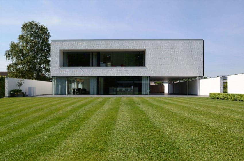 Villa GFR by DE JAEGHERE Architectuuratelier (10)