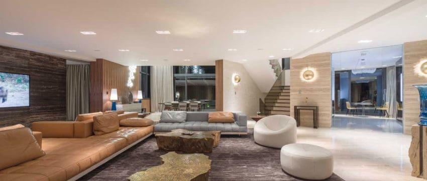 Villa Snagov by DOOI Studio (10)