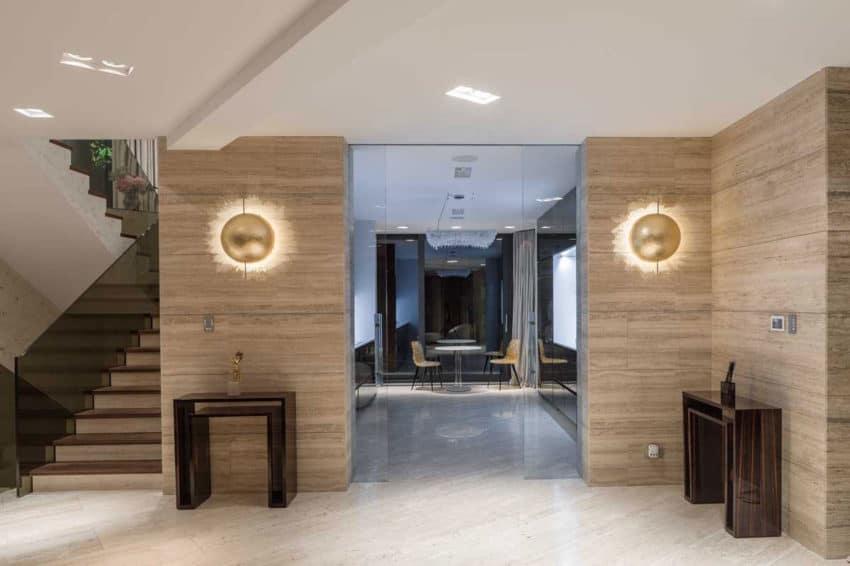 Villa Snagov by DOOI Studio (11)