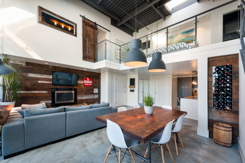 Vintage Modern Loft by The Macnabs (7)