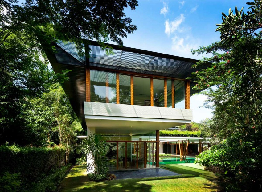 Water Lily House by Guz Architects (1)