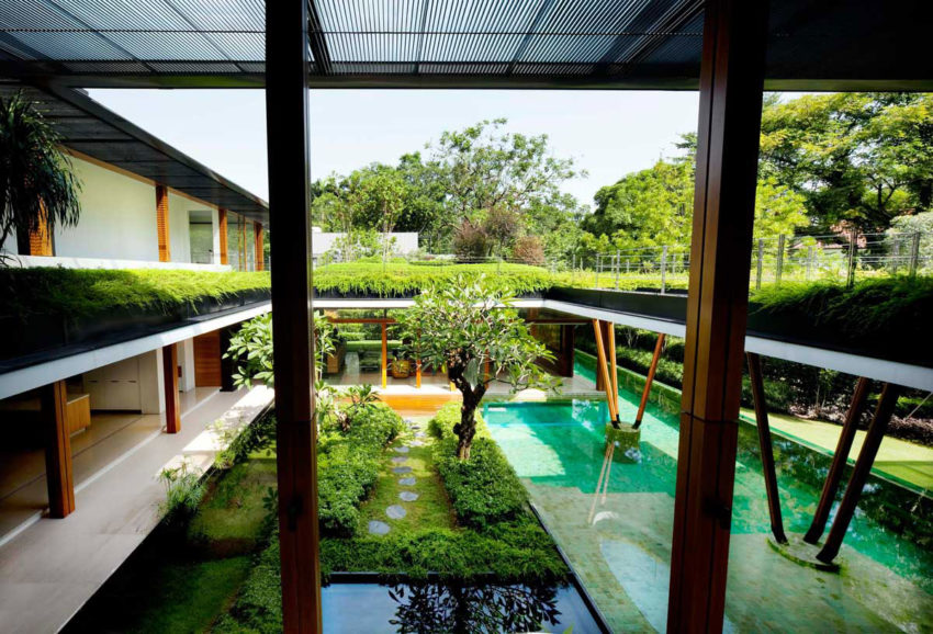 Water Lily House by Guz Architects (8)