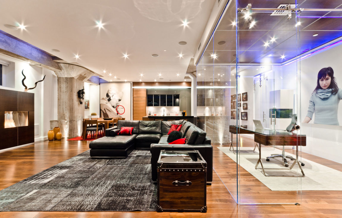 A Loft in Old Montreal by ActDesign (3)