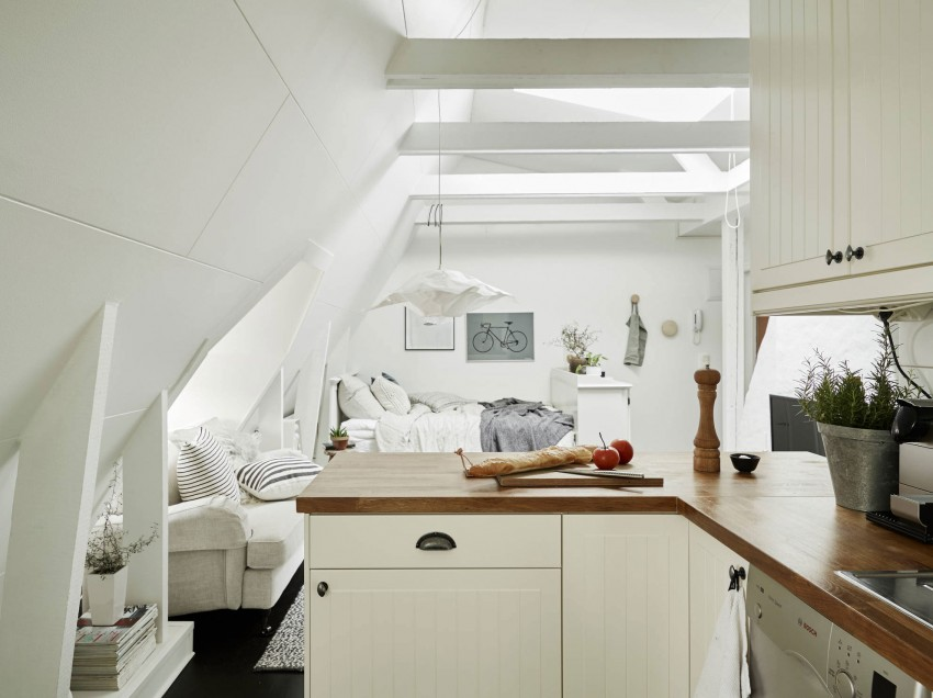 Attic Apartment in Vasastan (12)