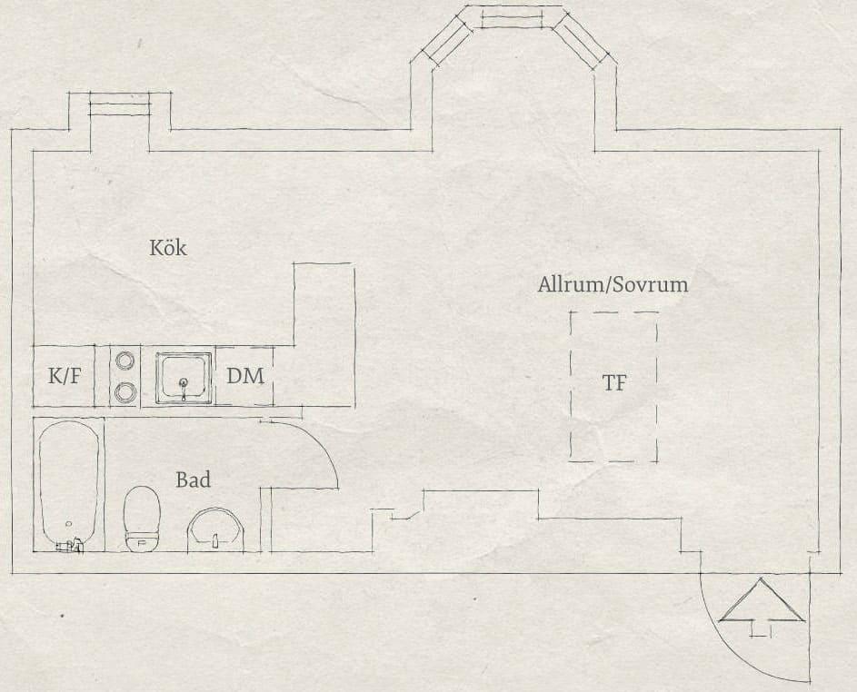 Attic Apartment in Vasastan (18)