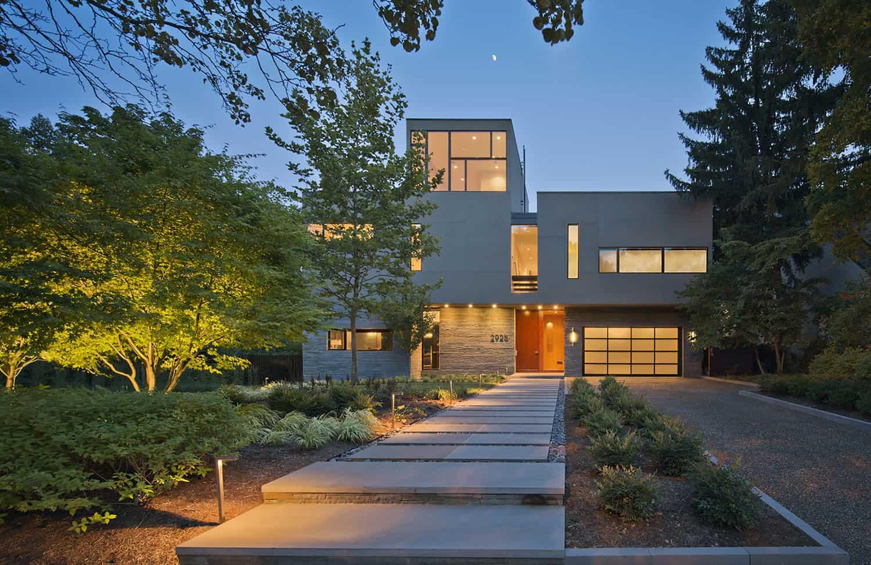 Brandywine House by Robert M. Gurney Architect