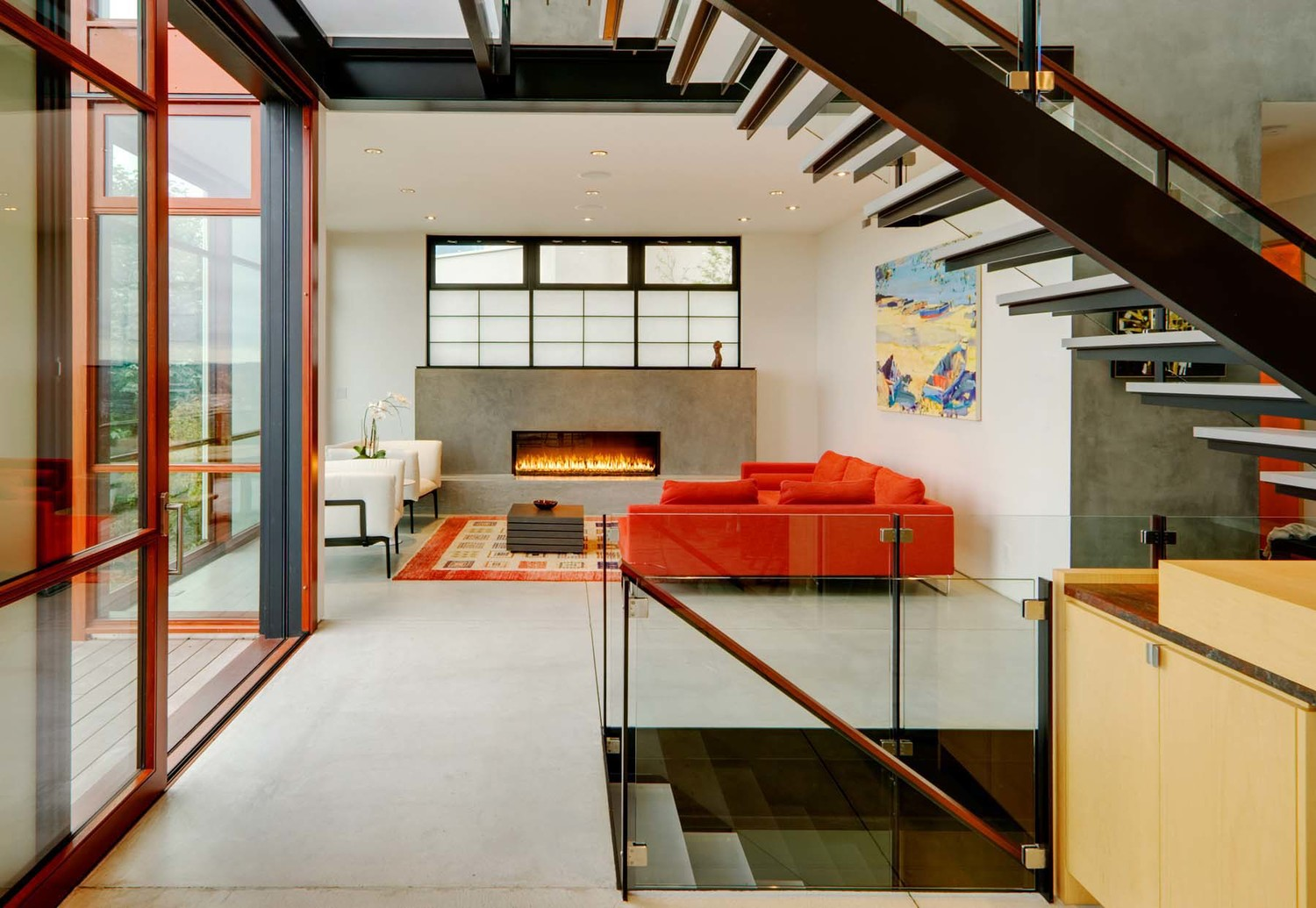 Capitol Hill by Balance Associates Architects