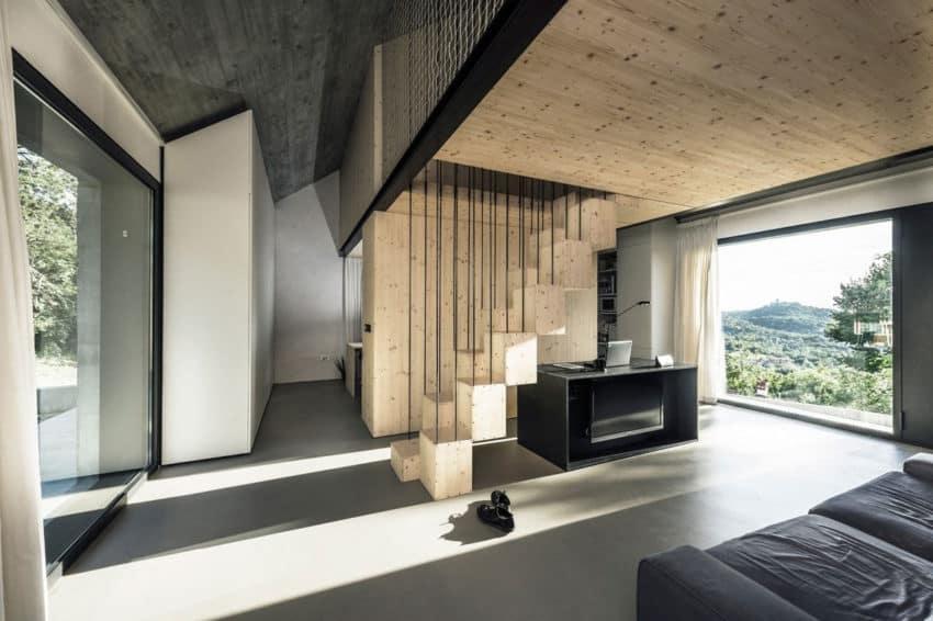 Compact Karst House by dekleva gregorič arhitekti (8)