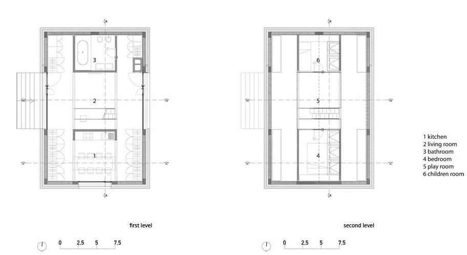 Compact Karst House by dekleva gregorič arhitekti (24)