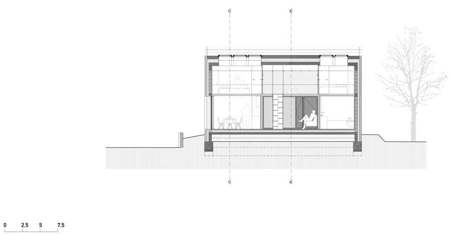 Compact Karst House by dekleva gregorič arhitekti (27)