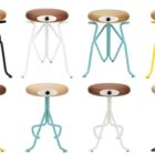 Companion Stools by Phillip Grass (8)