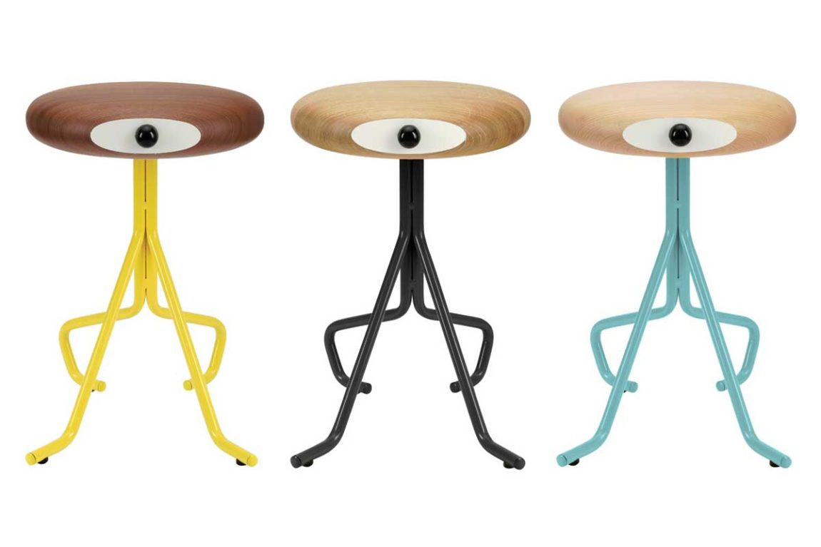 Companion Stools by Phillip Grass (2)