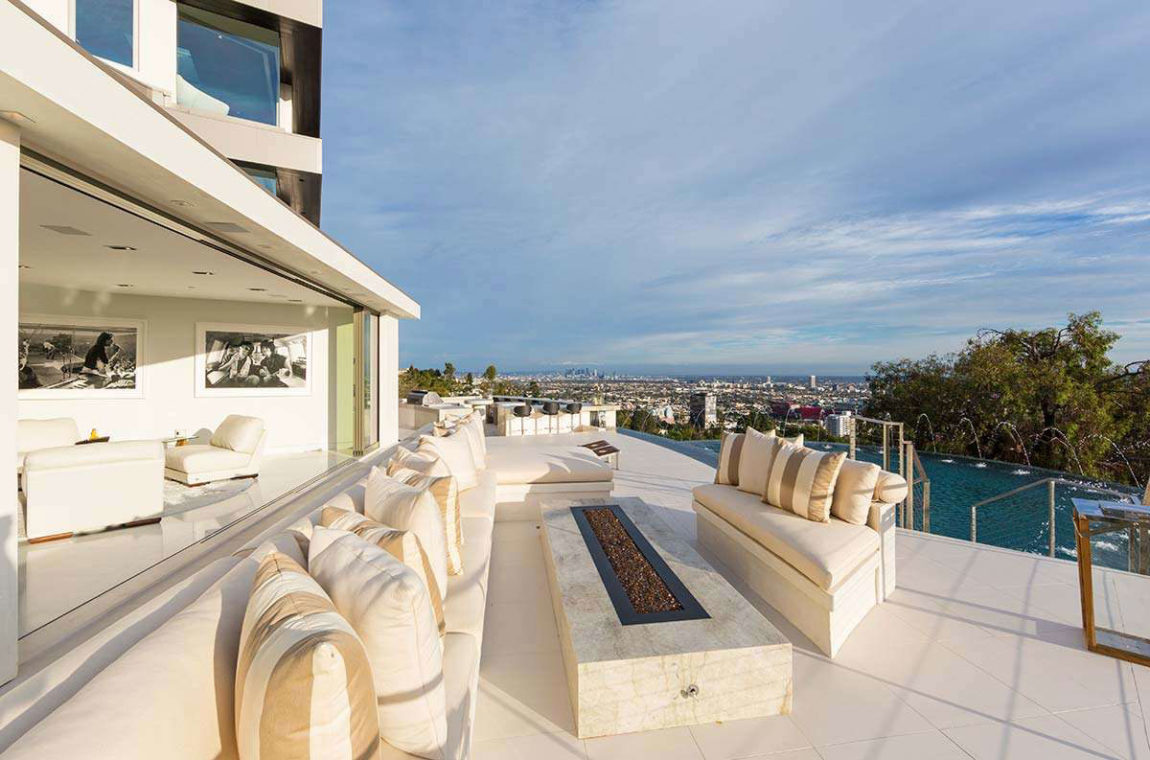 Contemporary Home on Sunset Strip (5)