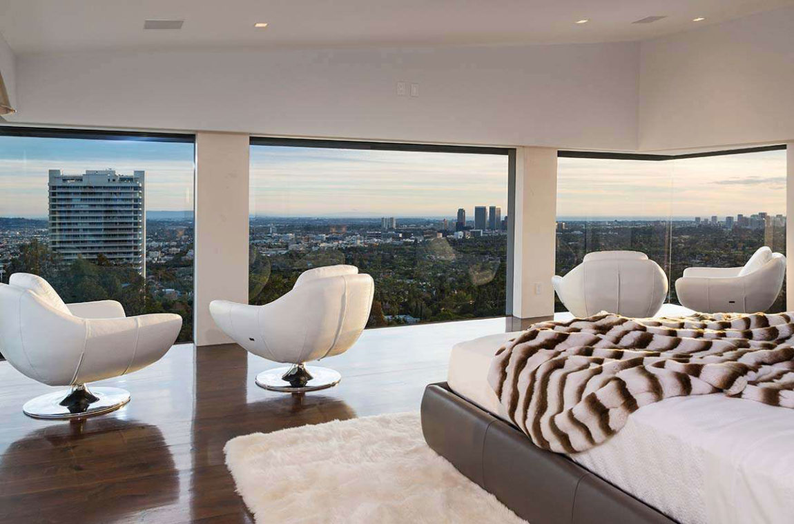 Contemporary Home on Sunset Strip (16)