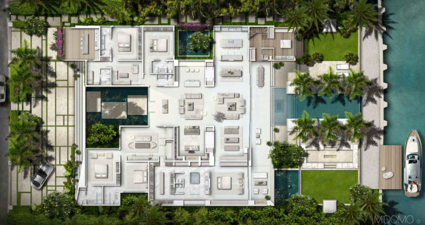 Gross-Flasz Residence by One d+b Miami (19)