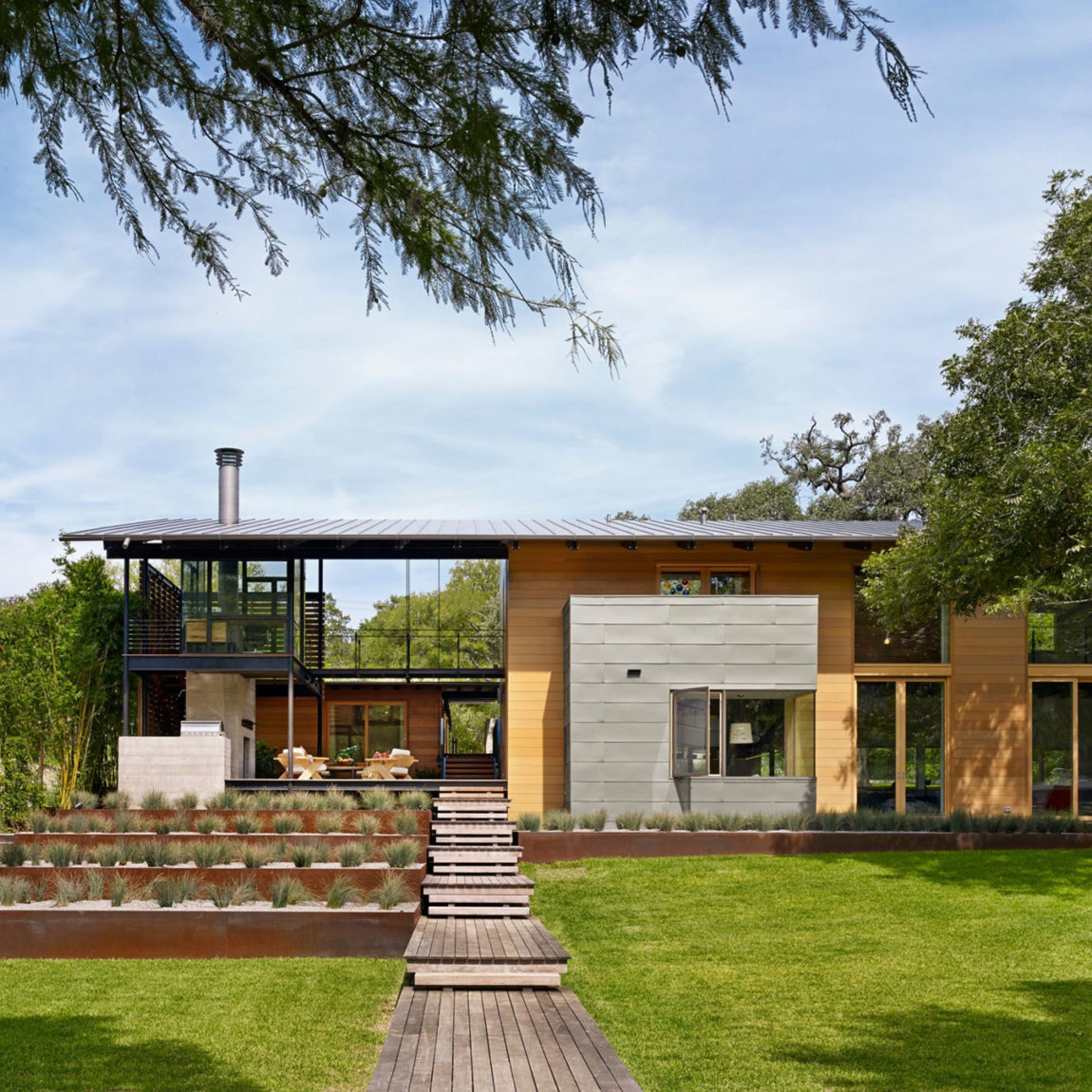 Hog Pen Creek Residence by Lake Flato Architects (1)