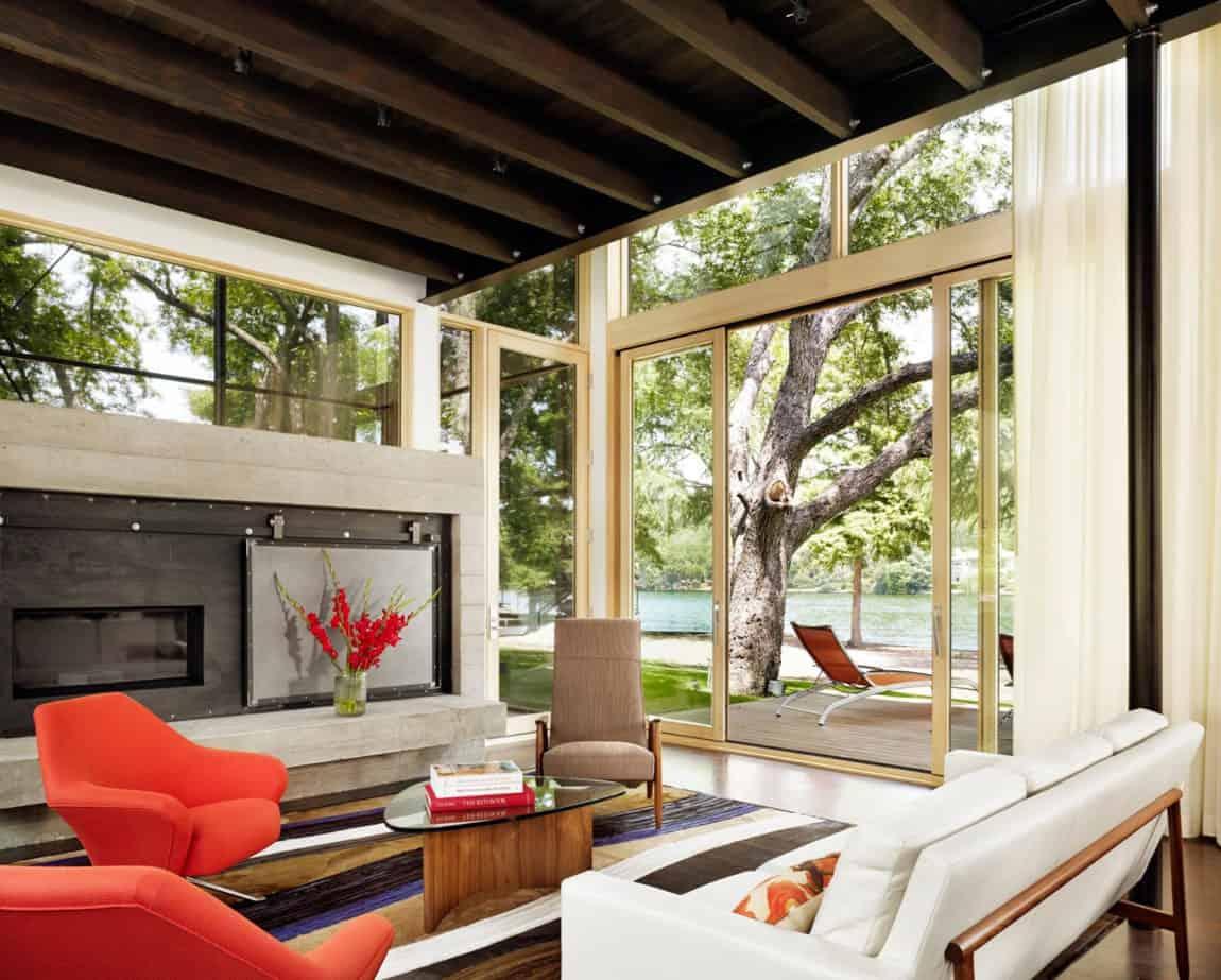 Hog Pen Creek Residence by Lake Flato Architects (10)