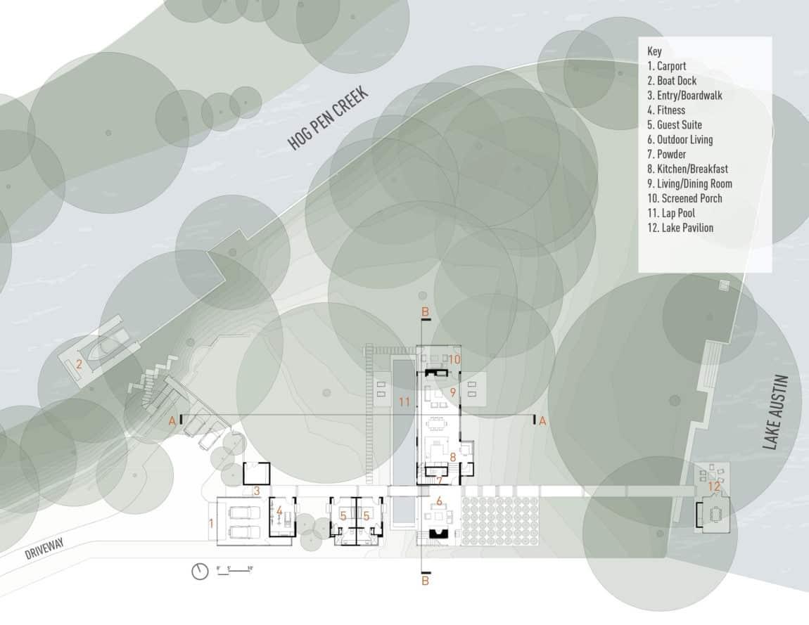 Hog Pen Creek Residence by Lake Flato Architects (22)