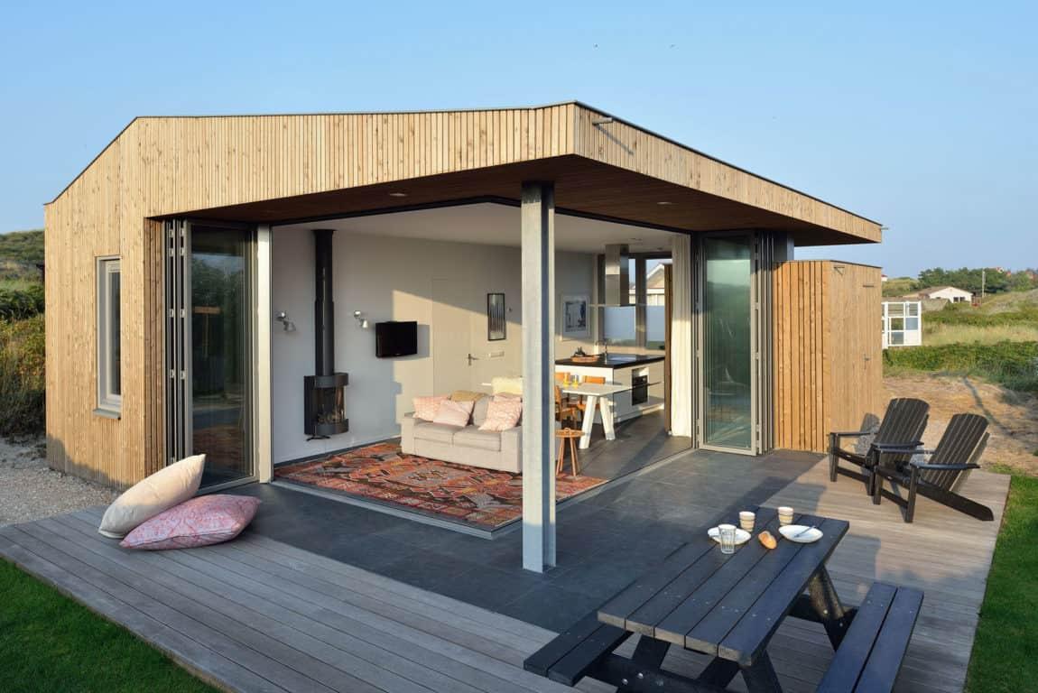Holiday House by Bloem en Lemstra Architecten (6)