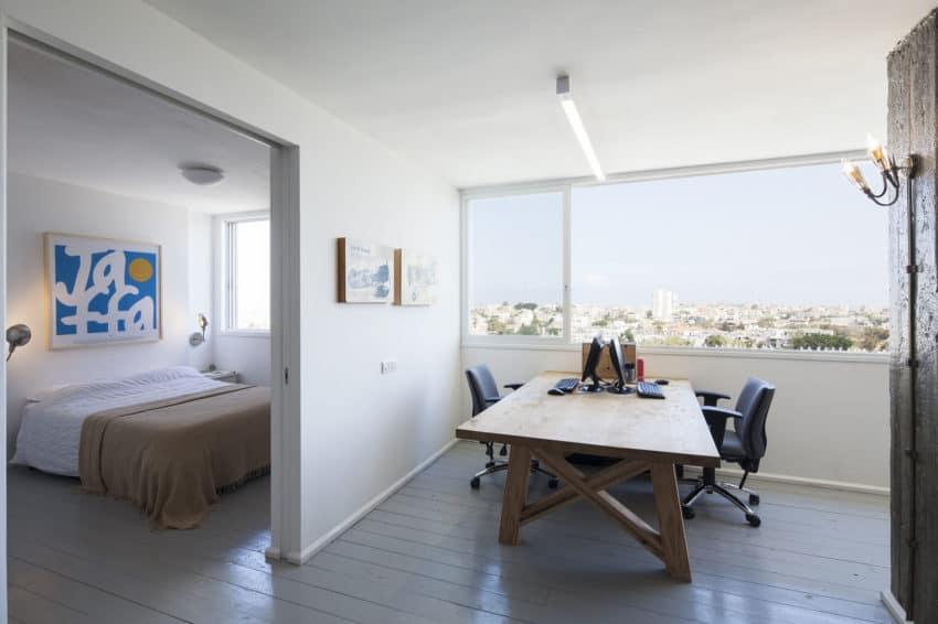 LOFT above JAFFA by Henkin Shavit Architecture (9)