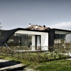 Mirror Houses by Peter Pichler Architecture (1)