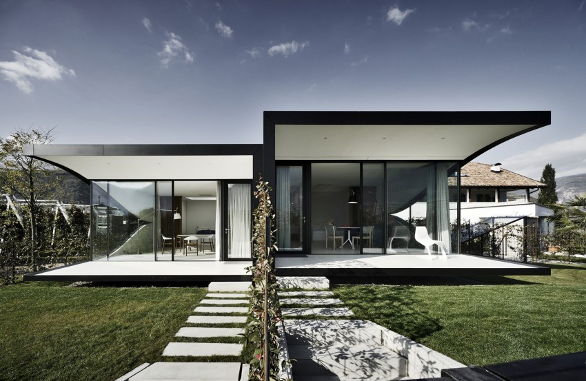 Mirror Houses by Peter Pichler Architecture (3)