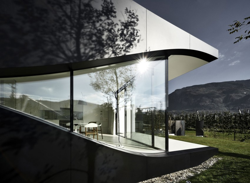 Mirror Houses by Peter Pichler Architecture (7)