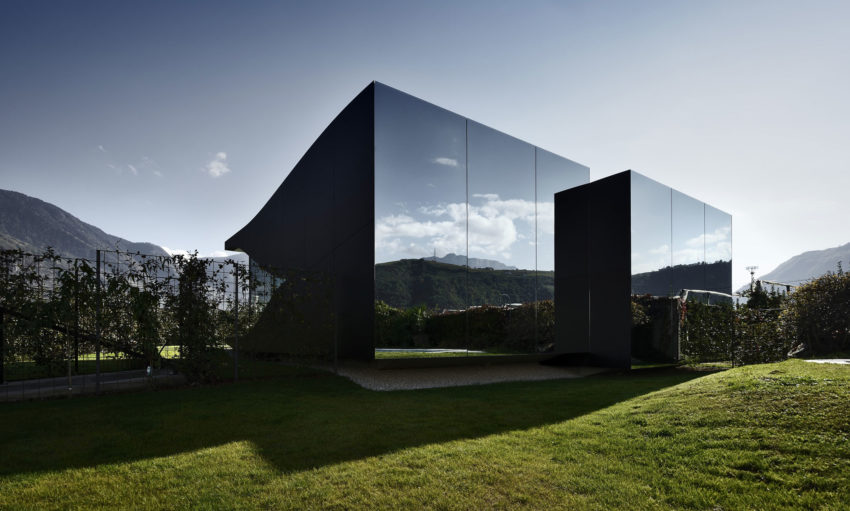 Mirror Houses by Peter Pichler Architecture (9)