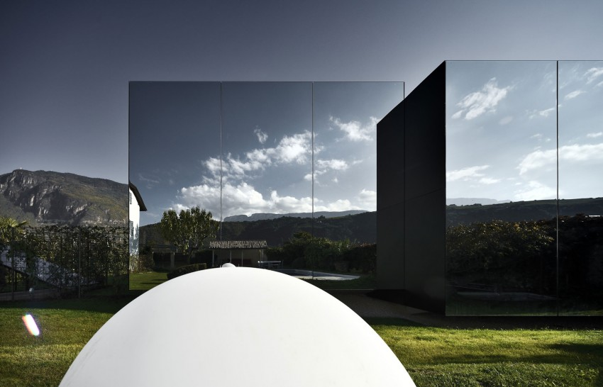 Mirror Houses by Peter Pichler Architecture (11)