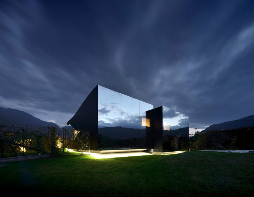 Mirror Houses by Peter Pichler Architecture (27)