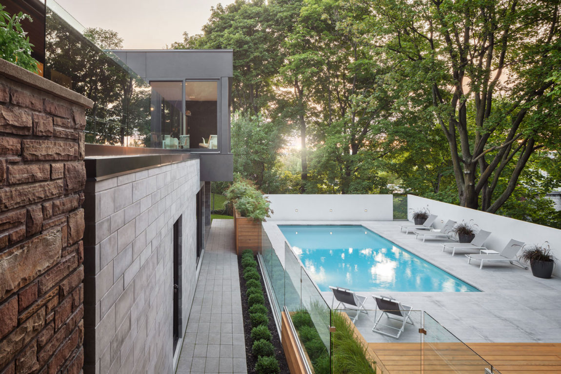 Prince Philip Residence by Thellend Fortin Architectes (3)
