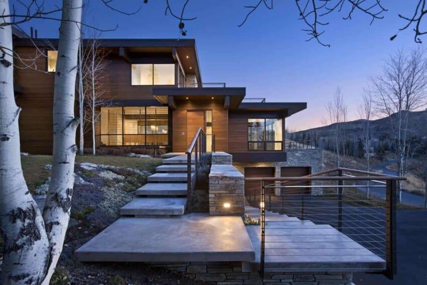 Prospector Residence by Marmol Radziner (5)