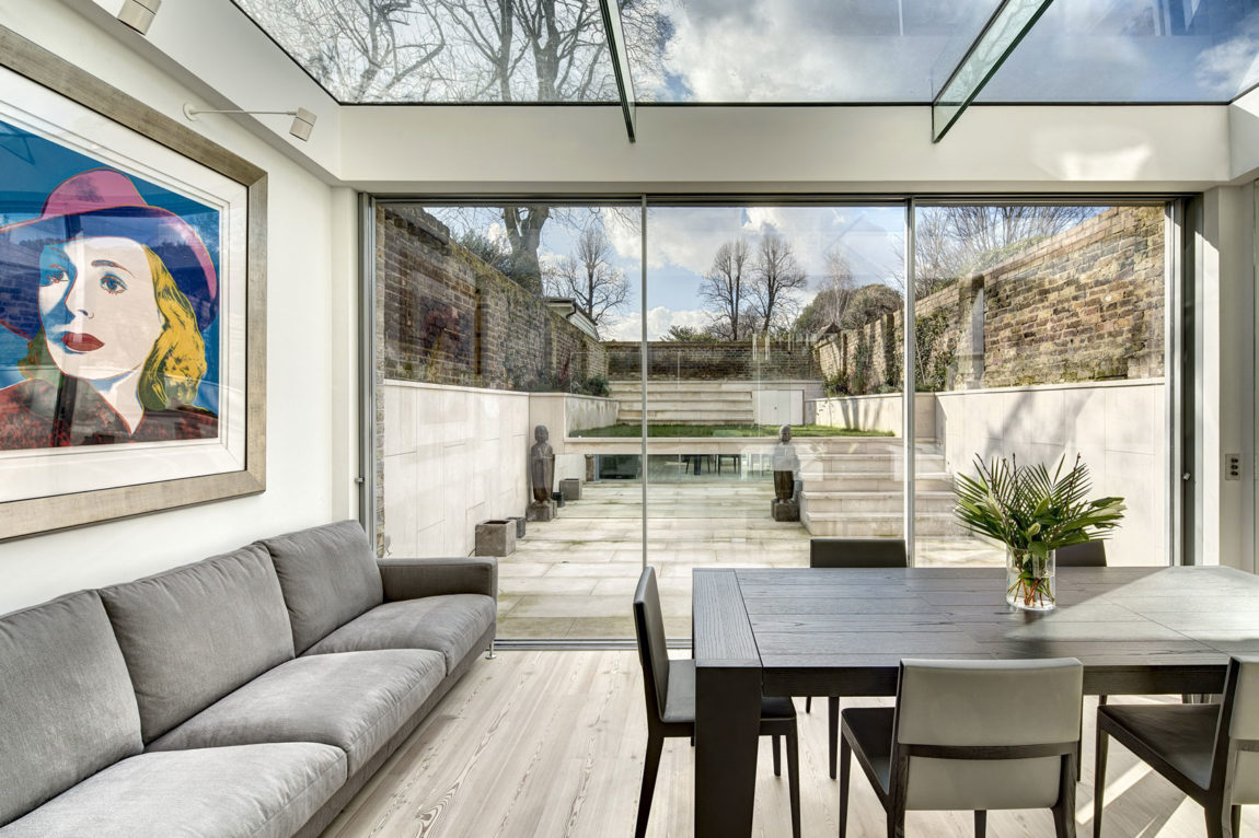 Ravenscourt Road House by DOSarchitects (4)