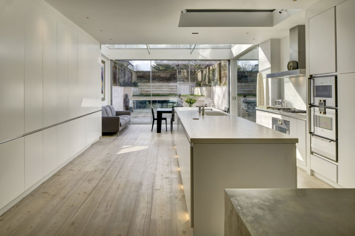 Ravenscourt Road House by DOSarchitects (6)