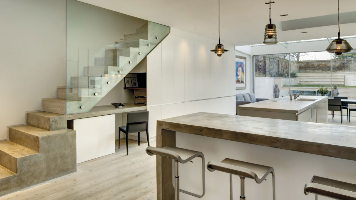 Ravenscourt Road House by DOSarchitects (8)