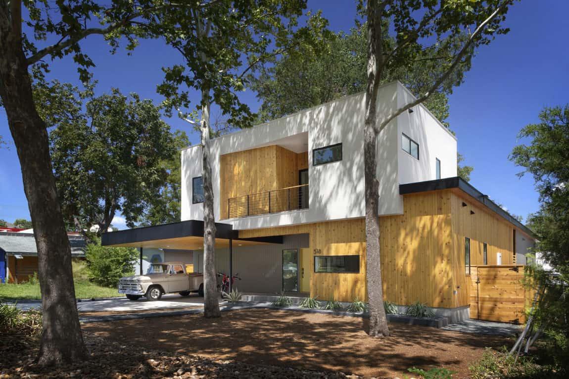Tree House by Matt Fajkus Architecture (1)