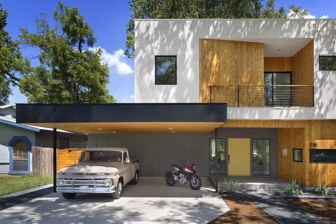 Tree House by Matt Fajkus Architecture (3)
