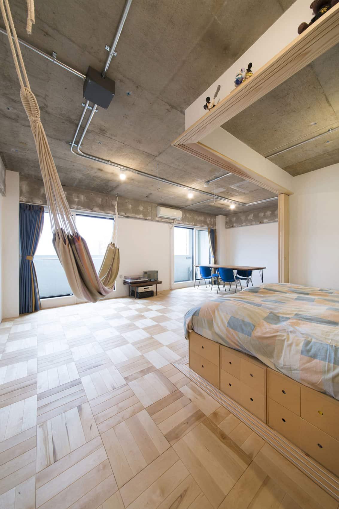 Tsukiji Room H by Yuichi Yoshida & associates (2)