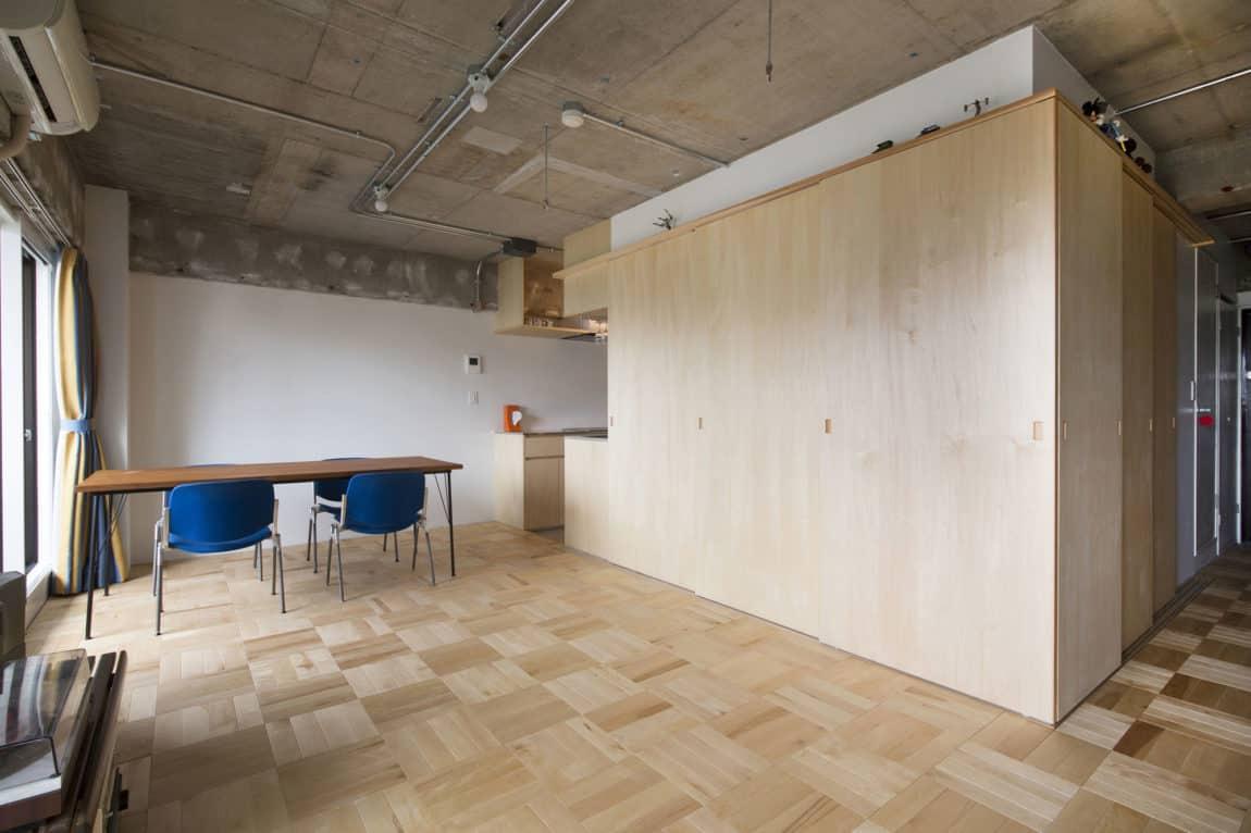 Tsukiji Room H by Yuichi Yoshida & associates (3)