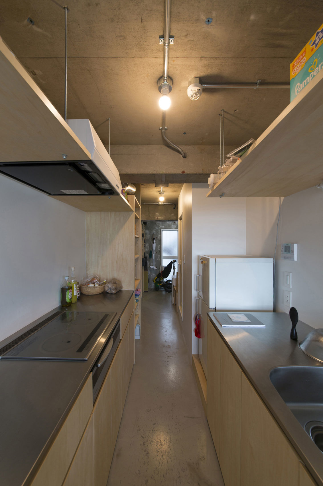 Tsukiji Room H by Yuichi Yoshida & associates (6)