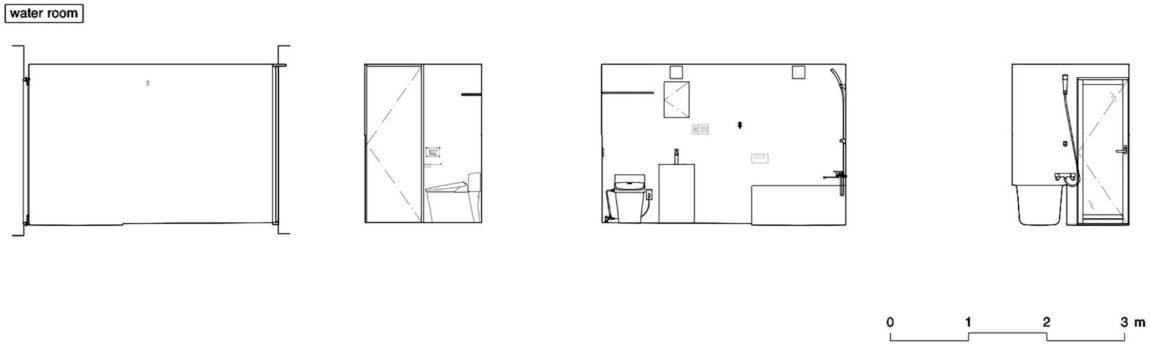 Tsukiji Room H by Yuichi Yoshida & associates (15)