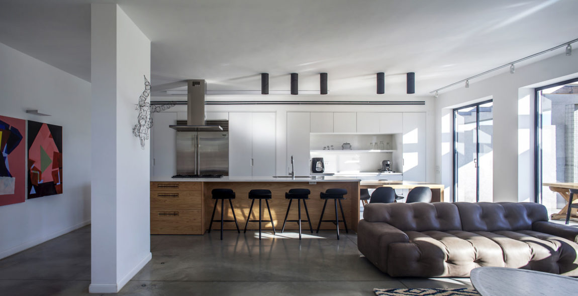 Kibbutz Family House by Henkin Shavit Architecture (19)