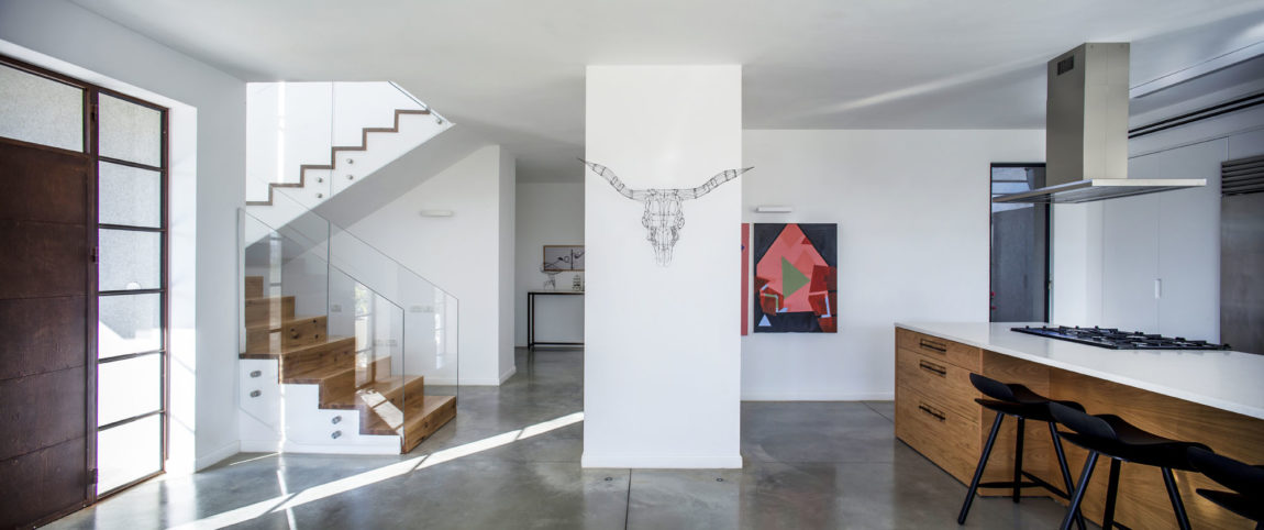 Kibbutz Family House by Henkin Shavit Architecture (16)