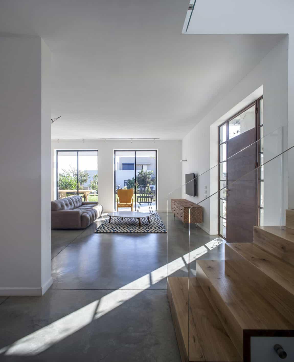 Kibbutz Family House by Henkin Shavit Architecture (15)